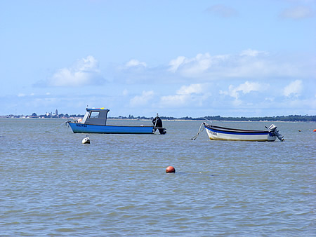 Port Bonhomme - Île de Noirmoutier