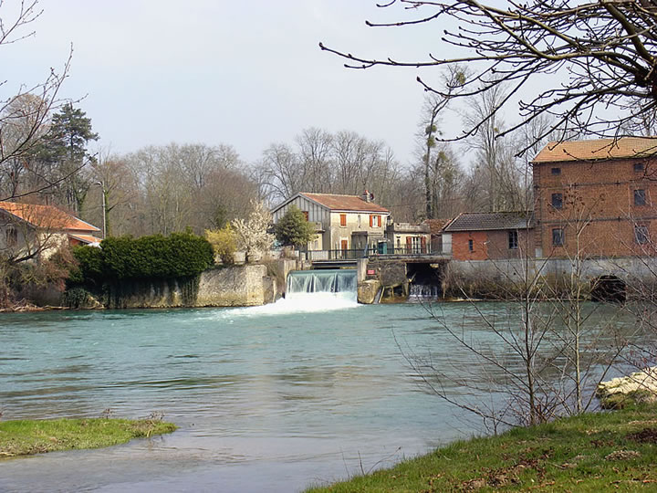Le Moulin d'Éclaron