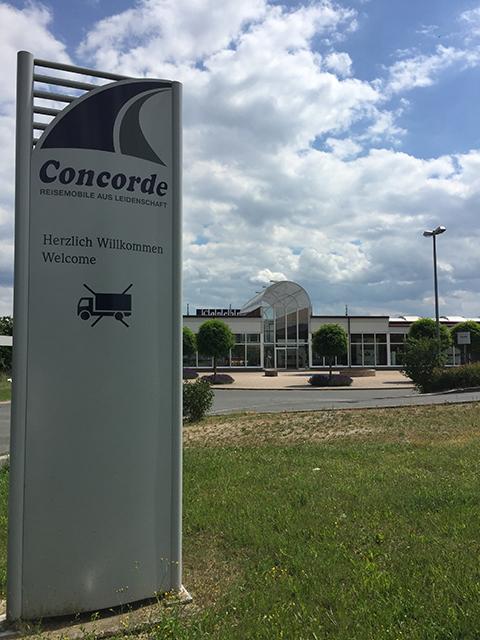 Concorde Reisemobile (Schlüsselfeld)