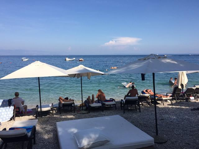 Medveja: zon, zee en zomer...