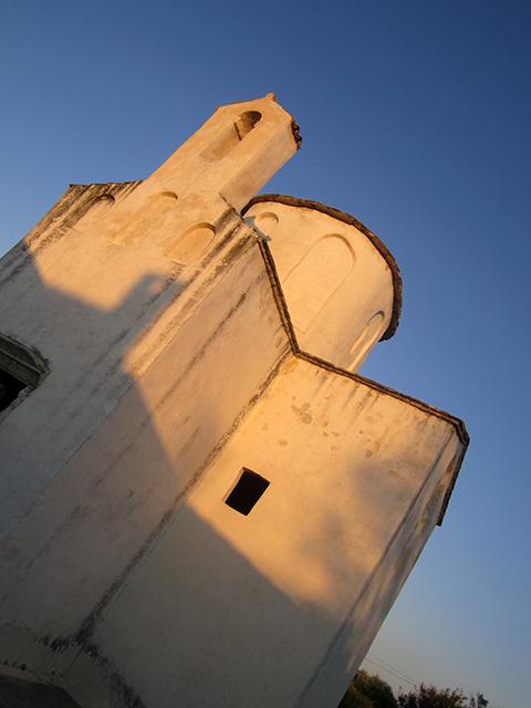 Heilige Kruiskerk uit de 9de eeuw (Nin)