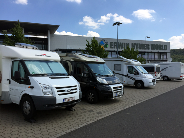 Erwin Hymer World (Wertheim)