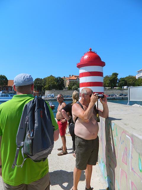 Overzetten of doorzetten? (Zadar)