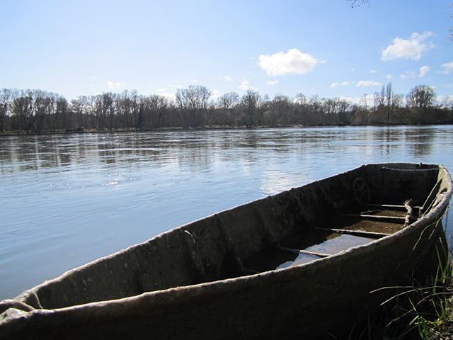 Briare le Canal: melopee, getweeën gedwee naar de zee