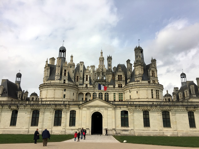 Chambord: groot, groter, grootst...