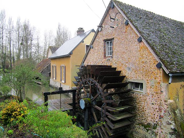 Courville sur Eure