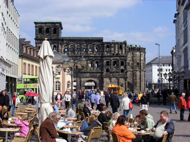 Trier - Porta Nigra